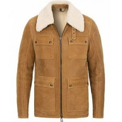 Belstaff Upland Sheraling Jacket Beige