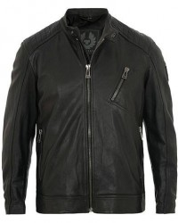 Belstaff V Racer Leather Jacket Black men 48