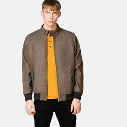 Ben Sherman Jakke - Wool Harrington