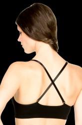 Bh Seamless med smalle skulderstropper