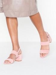 Bianco BIACARITA Suede/Leather Sandal Low Heel