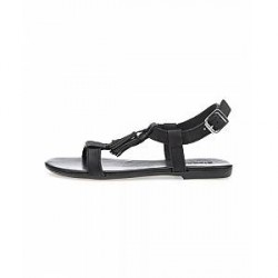 Bianco T-bar Sandal 21-49247 (SORT, 38)