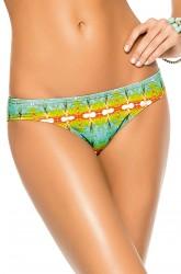 Bikinibuks mønstret