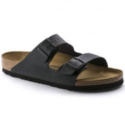 Birkenstock Arizona Birkoflor Soft Footbed - Black * Kampagne *