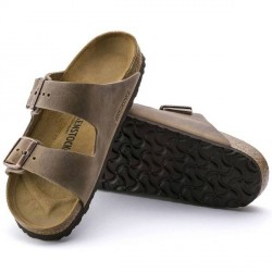 Birkenstock Arizona leather - Beige * Kampagne *