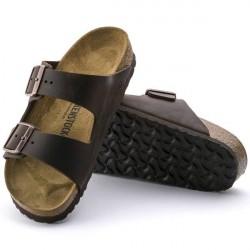Birkenstock Arizona leather - Darkbrown * Kampagne *