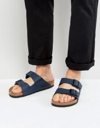 Birkenstock Arizona Sandals in Blue - Navy