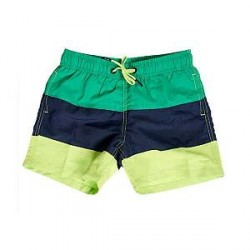 Björn Borg Boys Loose Shorts - Green - 158-164 * Kampagne *
