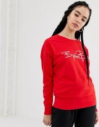 Bjorn Borg Signature 85 Sweatshirt - Red