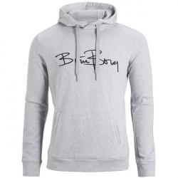 Björn Borg Signature Hoodie - Grey * Kampagne *