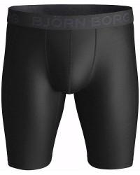Björn Borg Undertøj Björn Borg Sport Active Basic Long Shorts Sort 152515 142321 90011