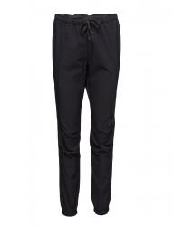 Black 4-Way Stretch Drop Zone Pants