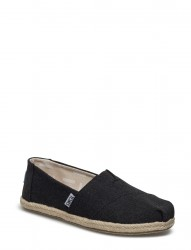 Black Washed Canvas Women
