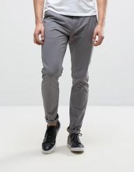 Blend Chino Twister Slim Fit - Grey