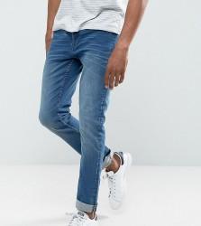 Blend Cirrus Skinny Fit Jean Mid Wash - Blue