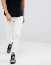 Blend Cirrus Skinny Jeans in White - White