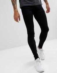 Blend flurry black extreme skinny jeans - Black