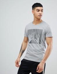 Blend Hand T-Shirt - Grey