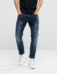 Blend Jeans Twister Slim Fit Vintage Indigo - Blue