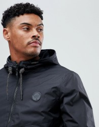 Blend Lightweight Jacket in Black - Black