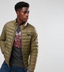 Blend Lightweight Quilted Jacket - Green