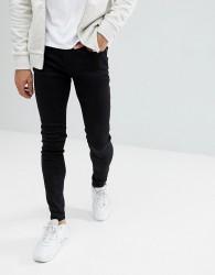 Blend Lunar Black Super Skinny Jeans - Black