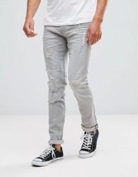 Blend Lunar Skinny Jeans - Grey