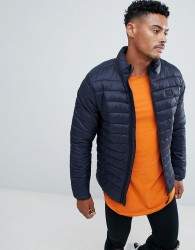 Blend quilted jacket - Navy