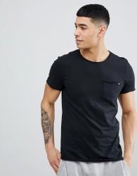 Blend Slim Fit Pocket T-Shirt Black - Black