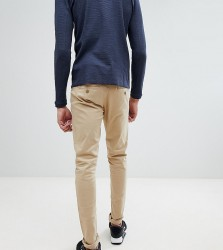 Blend TALL Slim Fit Chino in Beige - Beige