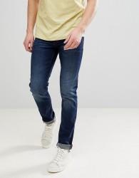 Blend Twister Slim Fit Jeans In Dark Wash - Blue