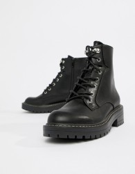Blink Hiker Ankle Boots - Black