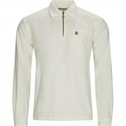 BLS Half-Zip Overshirt Beige
