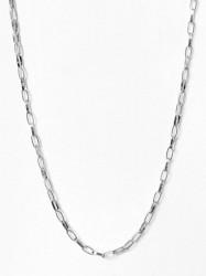 Blue Billie Collect Chain 40cm Halskæde Sølv