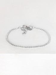 Blue Billie Universe Bracelet Armbånd Sølv