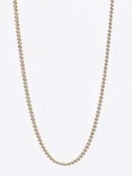 Blue Billie Universe Chain 40cm Halskæde Guld
