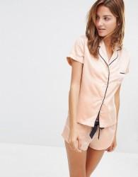 Bluebella Abigail Short Pyjama Set - Pink