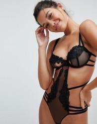 Bluebella Julienne Body - Black