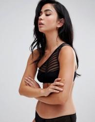 Bluebella maya soft bra in black - Black
