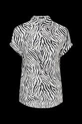 Bluse Oline Zebra Top SS