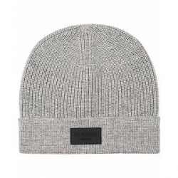 Bogner Philip Wool Hat Grey
