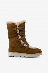 Boots Kenniston Muk Tall Tan, varmforet