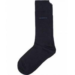 Boss 2-Pack RS Uni Socks Dark Blue