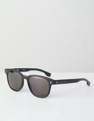 BOSS By Hugo Boss Square Sunglasses In Black - Black
