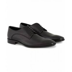 Boss Carmons Derby Black Calf