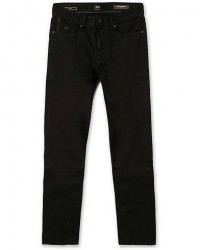 Boss Casual Delaware Slim Fit Stretch Jeans Black men W38L34 Sort