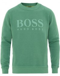 Boss Casual Weave Sweatshirts Light Green men M