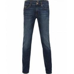 Boss Delaware 3 Jeans Mid Blue