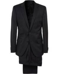 Boss Hayes Regular Fit Wool Suit Black men One size Sort