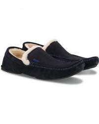 Boss Indoor Driving Shoe Dark Blue men 40 Blå